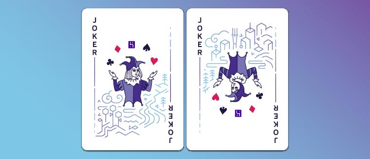 The Heroku card jokers