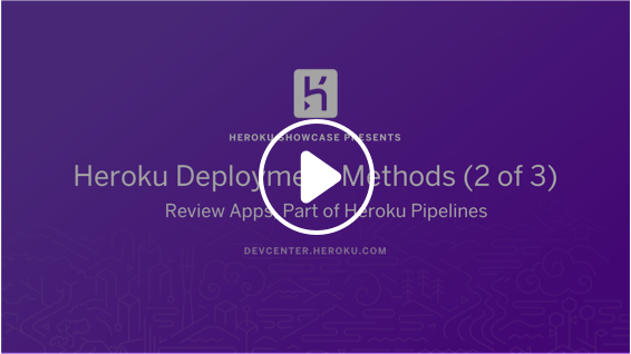 Play Deployment: Review Apps & Pipelines